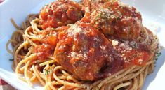 Slow cooker meatballs with spaghetti sauce.Beef meatballs with spices and delicious spaghetti sauce cooked in slow cooker. See more delicious recipes! Multi Cooker Recipes, Slow Cooker Recipes, Crockpot Recipes, Cooking Recipes, Cooking Food, Sauce Recipes, Crock Pot Slow Cooker, Crock Pot Cooking, Great Recipes