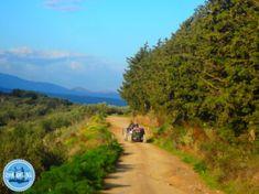 wandelen-lopen-en-hike-vakantie-griekse-eilanden Greece Culture, Greece Fashion, Greece Holiday, Crete Greece, Snorkelling, Walking In Nature, Greece Travel, Beautiful Sunset