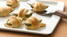 Three ingredients is all it takes to make an easy, impressive appetizer that's big on crowd appeal.