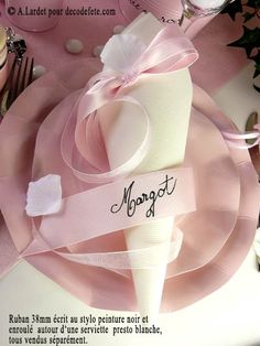 1000 images about pliage de serviette on pinterest for Pliage serviette rose