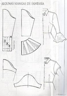 All Things Sewing and Pattern Making Diy Clothing, Sewing Clothes, Bags Sewing, Dress Sewing Patterns, Clothing Patterns, Fashion Sewing, Diy Fashion, Sewing Tutorials, Sewing Projects