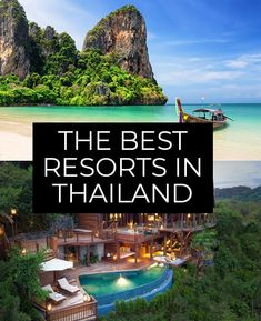 Do you love to go to vacation, as much as I do? We are pretty sure, your answer is yes :-) In this post you will find some guidance about the beautiful country of Thailand. Enjoy the article and enjoy your trip in Thailand. Thailand Beach Resorts, Thailand Destinations, Thailand Vacation, Thailand Honeymoon, Thailand Travel Guide, Krabi Thailand, Visit Thailand, Asia Travel, Backpacking Thailand