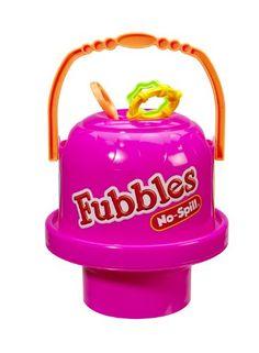Little Kids Fubbles No Spill Big Bubb...