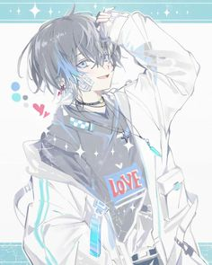 Kawaii Anime, Cute Anime Chibi, Chica Anime Manga, Dark Anime Guys, Cool Anime Guys, Anime Girl Cute, Anime Girls, Anime Angel, Anime Boy Zeichnung