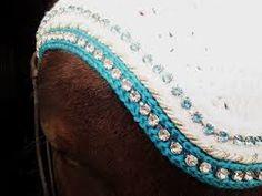 horse crochet fly bonnet - Google Search