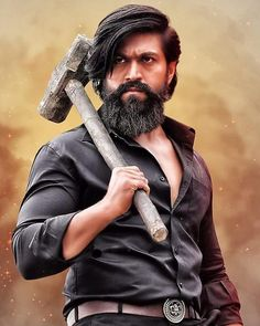 South Indian Celebs: Dashing Superstar Yash Latest Image