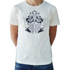 Hecha por Sof. Muestra la representación subjetiva de la imagen 8 de Rorschach.
