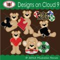 Designs on Cloud 9 Poker Night SVG and cutting files