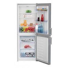 Kombinácia chladničky s mrazničkou Beko CSA 240 nerez Bathroom Medicine Cabinet, Led