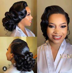 Bridal Hair Updo, Bridal Hair And Makeup, Hair Makeup, Natural Wedding Hairstyles, Bride Hairstyles, Easy Hairstyles, Hype Hair, Wedding Hair Inspiration, Different Hairstyles