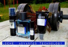 LOEWE Advanced Technology review / Мужская линия ухода за кожей отзывы