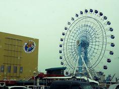 静岡市にある「エスパルス・ドリームプラザ」にて。 S - Pulse Dream Plaza in Port Shimizu, Shizuoka, Japan.