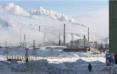 Norilsk, Russia kota paling tercemar polusi di dunia