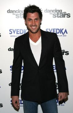 Maksim Chmerkovskiy - You know what they say about a man that can dance... Just sayin'.