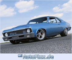 killer stance on this 70' nova