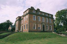 Britain National Trust Properties. winkburn hall