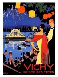 1000+ images about Art Nouveau Travel Posters on Pinterest ...