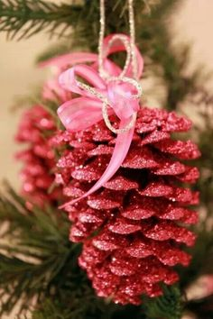 Here's what you can do with those backyard pine cones . . . Plus