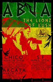 Abja & The lions of Kush