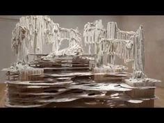 "Diana Al-Hadid's Suspended Reality   ""New York Close Up""   Art21"