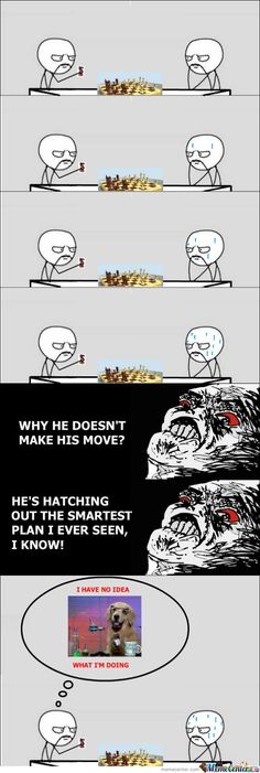Playing chess funny meme | Funny memes and pics