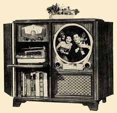 1951 Zenith Entertainment Center – Year I was born – Centro Tvs, Vintage Television, Television Set, Vintage Tv, Vintage Antiques, Radios, Old Advertisements, Advertising, Old Computers