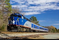 RailPictures.Net Photo: NCDOT 1859 North Carolina Department of Transportation EMD F59PH at Efland, North Carolina by Trey Belton
