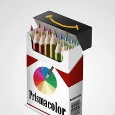 El mejor vicio que se puede incitar para llenar el mundo de colores :P