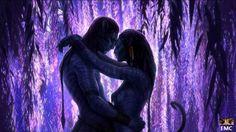 Avatar Jake and Neytiri James Cameron Avatar Films, Avatar Movie, Fan Art Avatar, Avatar James Cameron, Maleficent Dragon, Design Spartan, Sleeping Beauty Maleficent, Dances With Wolves, Pinturas Disney