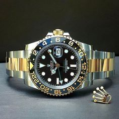 To have a look at Rolex assortment of good, high-precision wrist watches, look for the perfect series of style and usefulness. Rolex Watches For Men, Luxury Watches For Men, Sport Watches, Cool Watches, Gents Watches, Wrist Watches, Watches Photography, Swiss Army Watches, Rolex Gmt Master