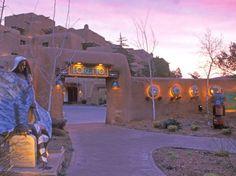 Loretto Inn, Santa Fe, New Mexico, USA.