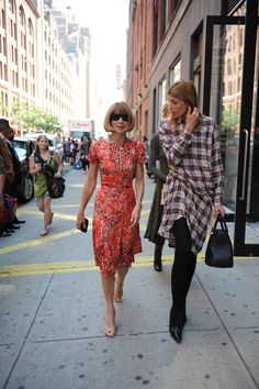 Anna Wintour. That is all.