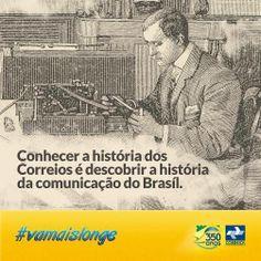 Quer saber um pouco sobre a criação da Repartição Geral dos Telégrafos Elétricos no Brasil, o desenvolvimento do serviço de vale postal e muito mais?