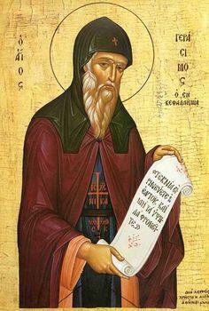 Gerasimus, ascetic, of Cephalonia