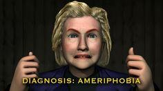 Hillary Clinton is an Ameriphobe