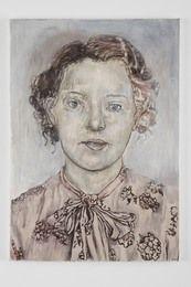 Young Woman, 2011, by Hannah van Bart