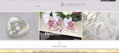 le chant des fleurs 2a rue louis jouffroy, 25770 FRANOIS 03.81.53.66.17 Livraison sur toute la France http://www.le-chant-des-fleurs.com/