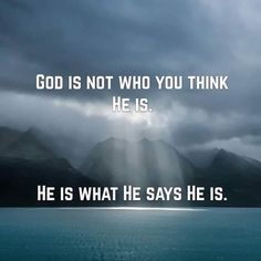 "It doesn't matter what people ""think"" or ""believe"". He is exactly who The Word of God says He is. Jesus IS The Word of God. God Is, Word Of God, Thy Word, Bible Verses Quotes, Bible Scriptures, Praise Quotes, Biblical Quotes, Christian Life, Christian Quotes"