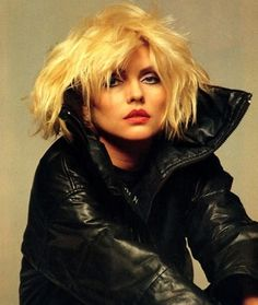 FFF: Blondie 70's Style | Stirred Poetry's Blog