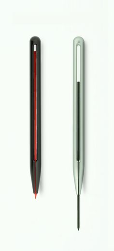 penxopencil:  www.penxo.com   Penxo is a minimalist 2mm lead holder pencil with no springs, buttons, or mechanical parts.