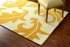 Area Rugs in many styles including Contemporary, Braided, Outdoor and Flokati Shag rugs.Buy Rugs At America's Home Decorating SuperstoreArea Rugs Gold Rug, Rugs Usa, Contemporary Rugs, Home Decor Trends, Shag Rug, Area Rugs, Shabby Chic, Leaves, Modern Traditional