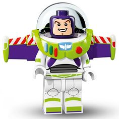 Lego Minifigure Serie Disney, Buzz Lightyear