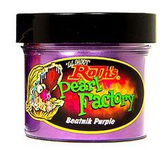 roth pearl factory pigment Beatnik Purple 1oz hot rod custom paint lil daddy #lildaddyroth