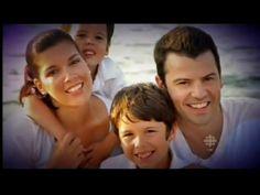 Jordan Knight and family