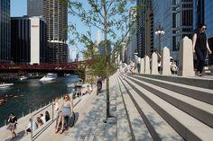 Galería de Costanera peatonal de Chicago / Chicago Department of Transportation - 10
