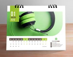 Table Calendar, Office Calendar, Business Calendar, Desktop Calendar, Desk Calendars, Brochure Design, Branding Design, Kalender Design, Creative Calendar