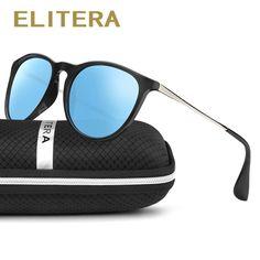 9719c036fbe9 ELITERA Sunglasses Women Men Polarized Female Sun Glasses For Driving  Outdoor Luxury Ladies Shades Eyewear Accessories