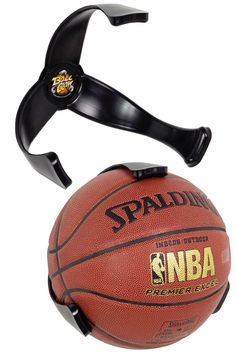 $12.45 - Basketball Ball Claw: A Basketball Holder And Storage Device. Mount To Any Wall!