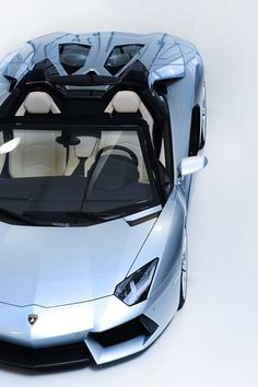 "fuckyeahthebetterlife: "" Ladies and Gentlemen, the all new Lamborghini Aventador Roadster """