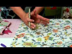 Patchwork Ao Vivo #15: caleidoscópio descomplicado - YouTube